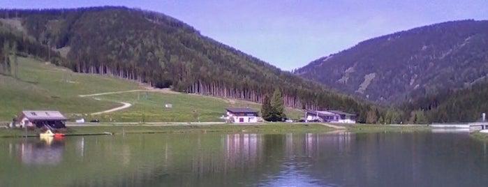 Teichalm is one of das schwimmwasser.
