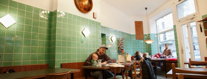Café Forelle is one of Hamburg.