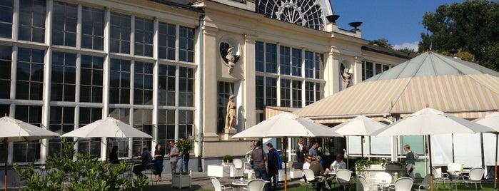 Restauracja Belvedere is one of Tempat yang Disukai Marine.