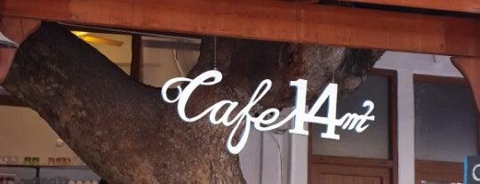 Urla Cafe 14 m² is one of Posti che sono piaciuti a Aytek.
