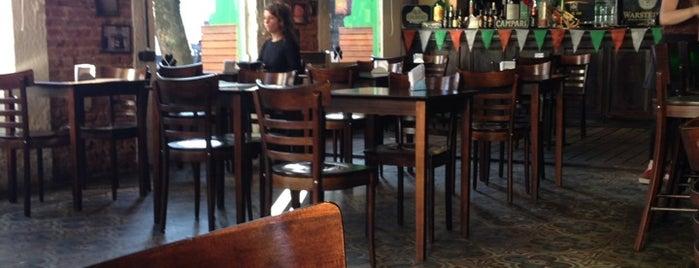 Irlanda Coffee & Beer is one of Rosario.