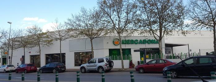 Mercadona is one of สถานที่ที่ Daniel ถูกใจ.