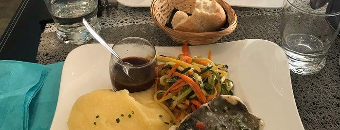 Restaurant Le G' is one of Saint tropez.