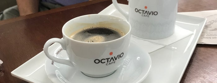 Octavio Café is one of Dadeさんのお気に入りスポット.