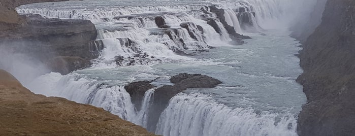 Gullfoss is one of Iceland Trip.