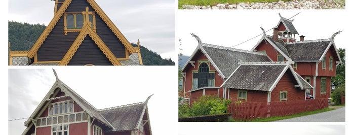 Balestrand is one of Lugares favoritos de S.