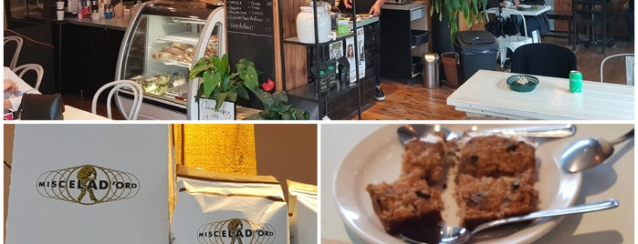 le Berri café is one of Montreal Indie Coffee Passport 2017.