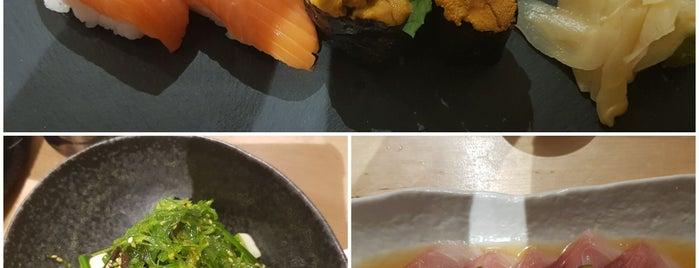 Ryú is one of 美味しいと耳にしたお店.