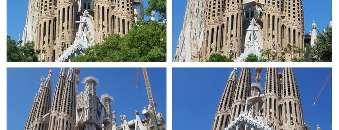Sagrada Família is one of Orte, die S gefallen.