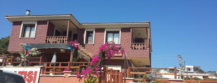 Çeşmekeş Butik Otel & Kahvaltı Bahçesi is one of Posti salvati di Çağla.