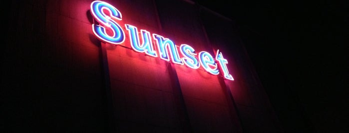 Sunset Drive-In is one of Northern CALIFORNIA: Vintage Signs.