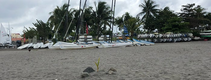 Anse Madame is one of Martinique & Guadeloupe.