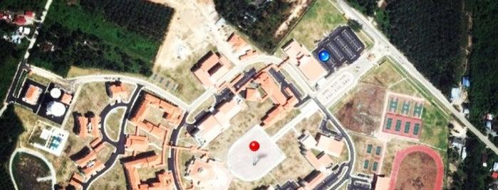 Kediaman Pengarah Kolej Matrikulasi Selangor is one of Learning Centers #2.