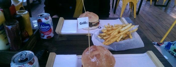 Grills is one of Mersin.