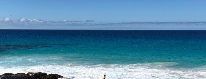 Manini'owali Beach is one of Big Island.