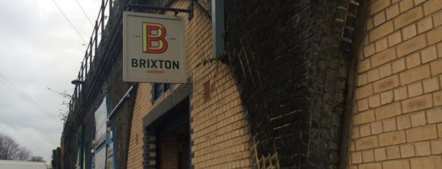 Brixton Brewery is one of Pubs - Brewpubs & Breweries.