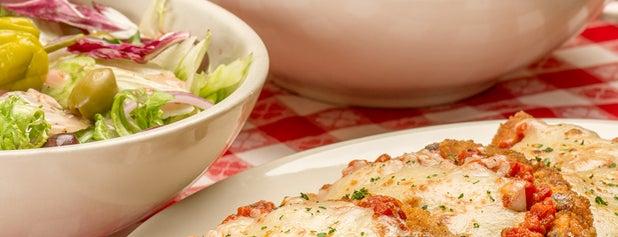 Buca di Beppo Italian Restaurant is one of Austin's Rockin' Fitness Scene.