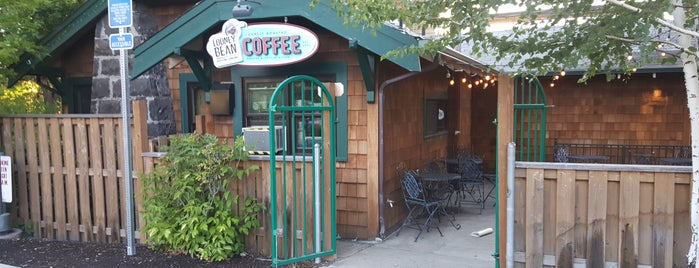 Looney Bean Roasting Company is one of Locais curtidos por Used Cars of Bend Oregon.