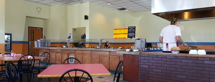 Mongolian BBQ is one of Used Cars of Bend Oregonさんのお気に入りスポット.