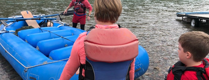 Montana Raft is one of Lieux qui ont plu à Heather.