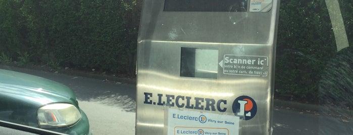 E.Leclerc Drive is one of Fuat'ın Beğendiği Mekanlar.