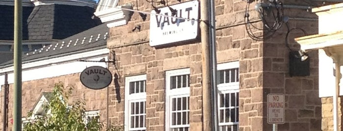 Vault Brewing is one of Princeton Trip.