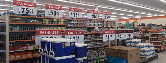Big Lots is one of Delray.