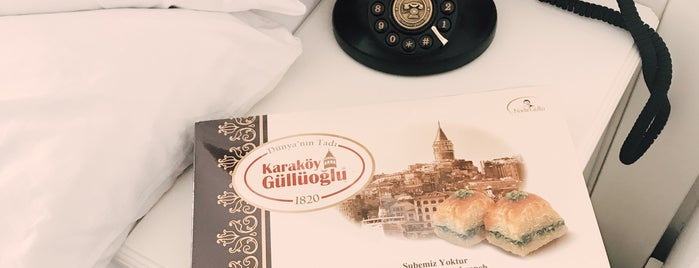 Astan Hotel Taksim is one of Alina 님이 좋아한 장소.
