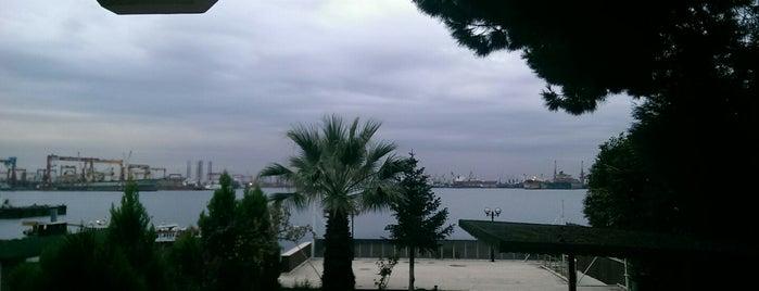 Blue Marine Hotel is one of Orte, die İsim Yok gefallen.