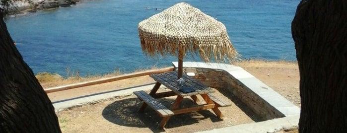 Νικούλιας is one of Serifos, Greece.