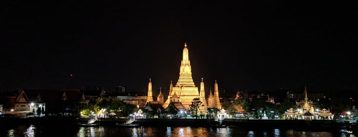Roof Top Bar is one of Bangkok.