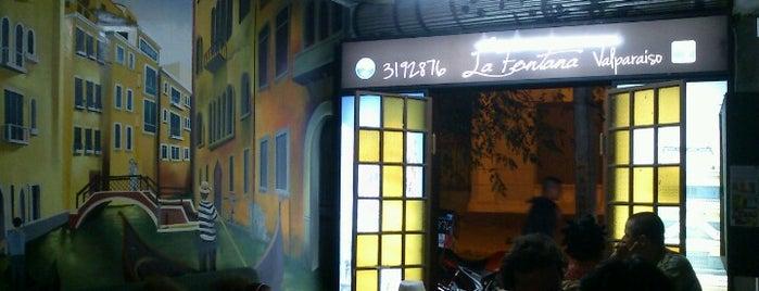Pizzeria La Fontana is one of Cristian'ın Beğendiği Mekanlar.