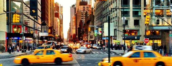Manhattan Favorites
