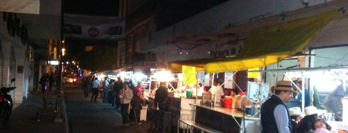 La calle del hambre is one of evero.