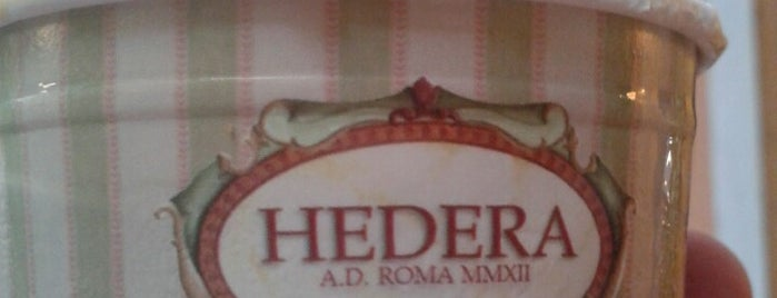 Hedera Icecream is one of Gelato in Rome.
