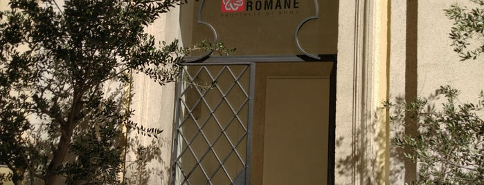 Domus Romane di Palazzo Valentini is one of Lieux sauvegardés par Amanda.