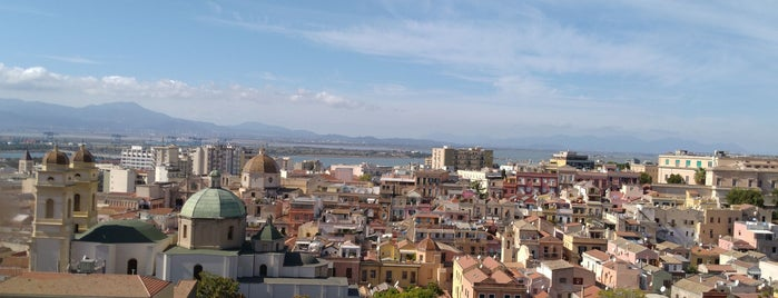 Cagliari is one of Int'l Random Places.