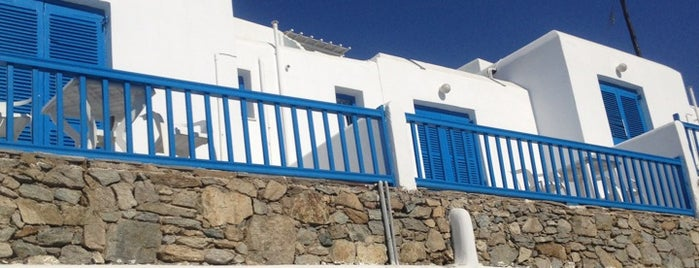 Mykonos Beach Hotel is one of Greece.
