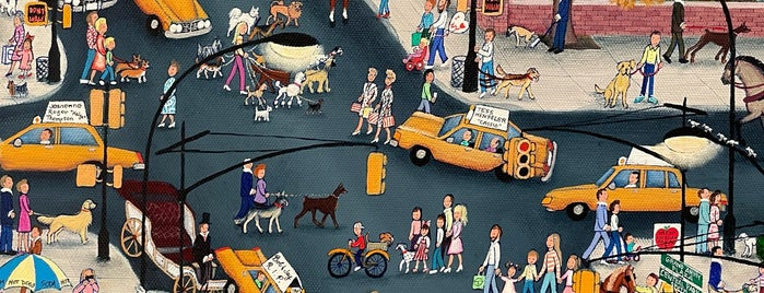 American Kennel Club Museum of the Dog is one of New York City.