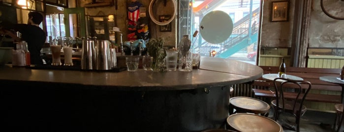 Bar Velo Brooklyn is one of want to visit.