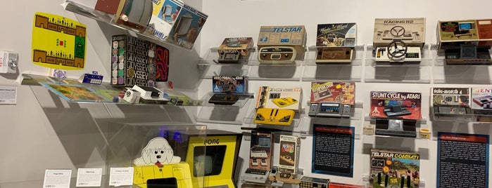 National Videogame Museum is one of Dallas/Ft. Worth.