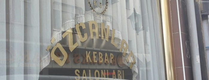 Özcanlar Kebap ve Lahmacun Salonu is one of Lahmacun Mekanları - İstanbul.