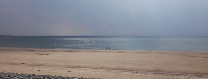Fairbourne Beach is one of Beaches Near to Trawsfynydd Holiday Village.