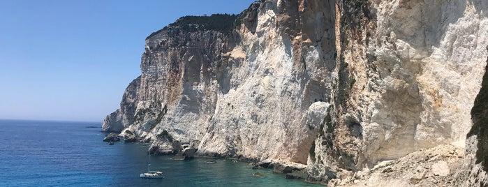 Erimitis Beach is one of Corfu, Greece.