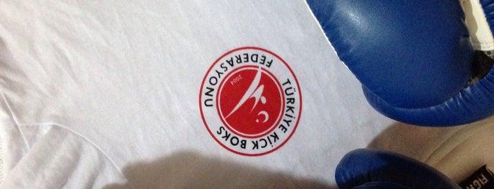 Akgül Spor Klübü is one of Lieux qui ont plu à Ibrahim.