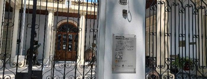 Museo del Pasado Cuyano is one of Mendoza.