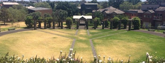 Women's Peace Garden is one of Park Hangs - Melbourne.