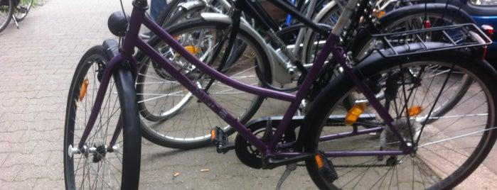Bike Shop is one of Berlin.