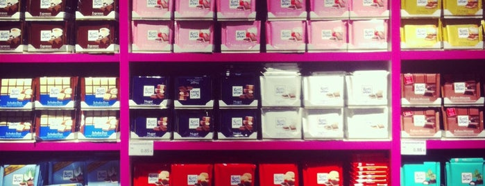 Ritter Sport Bunte Schokowelt is one of Germany.