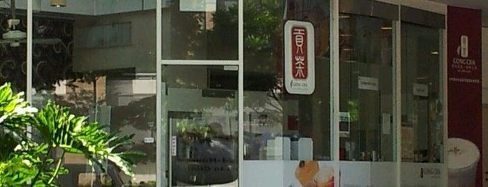 Gong Cha 贡茶 is one of Yuryさんのお気に入りスポット.